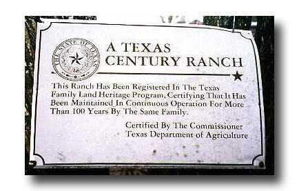 Century Ranch sign